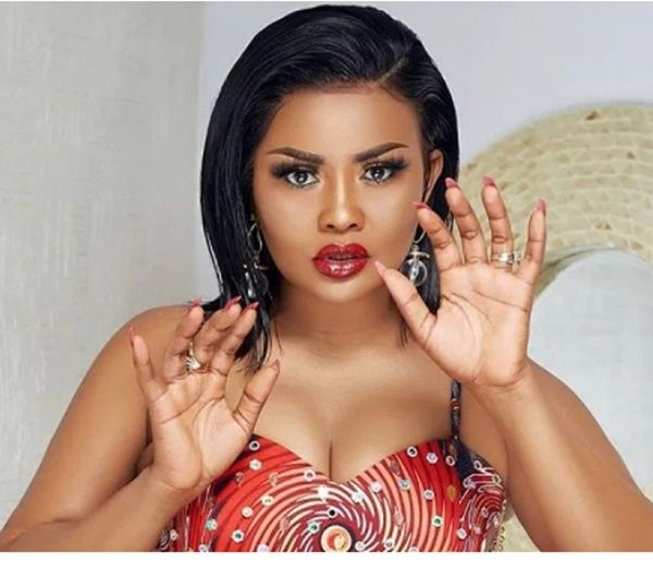 stay away from my family - nana ama mcbrown fires