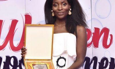 Nana Ofosuaa Ayim honoured as Woman of the Year in Cultural Arts