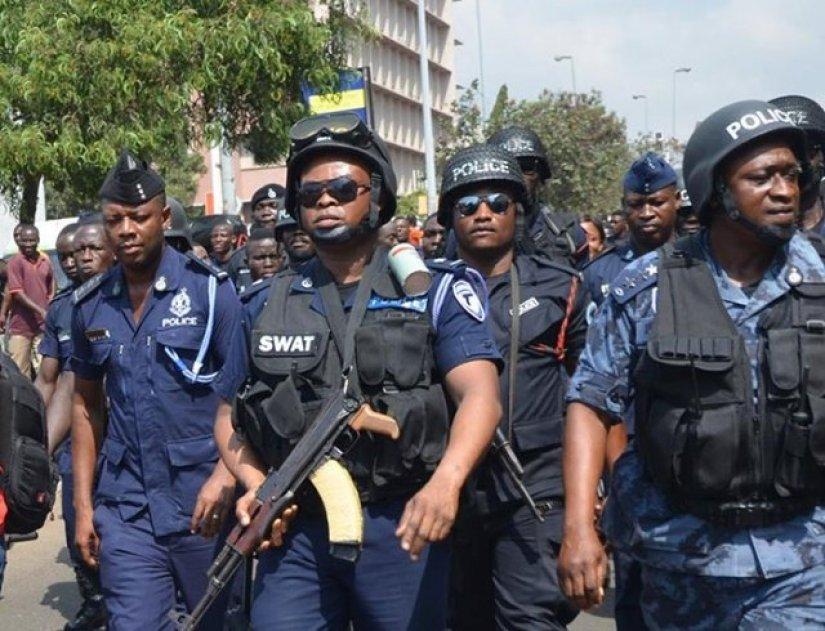 ghana-police investigates shooting incident