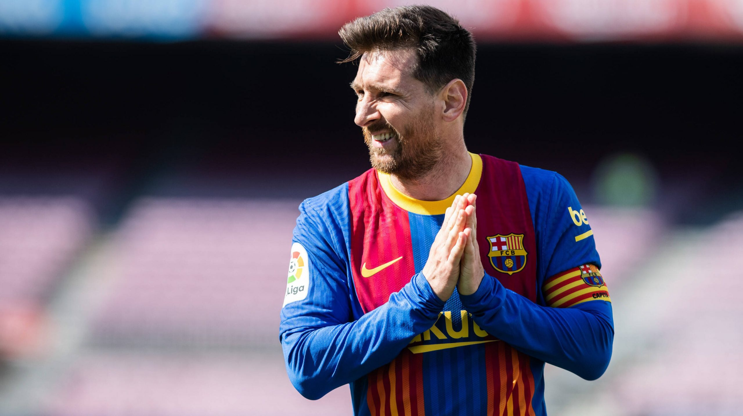 lionel messi departs barcelona - sintim media